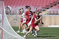 UC Davis v Stanford Lacrosse, February 28, 2021