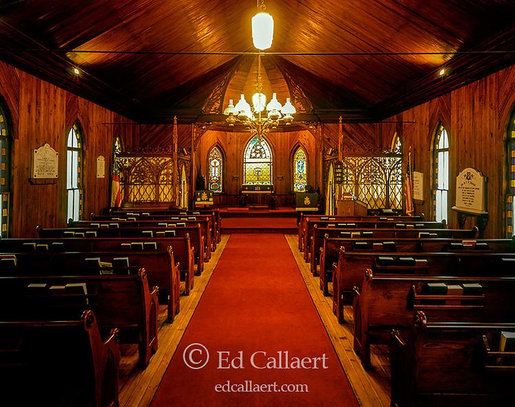 St. James Episcopal Church, McClellanville, South Carolina