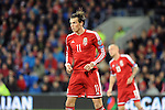 UEFA European Championship at Cardiff City Stadium - Wales v Cyprus : <br /> Gareth Bale of Wales.
