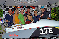 Victory Circle, 17-E  (Outboard Runabout)