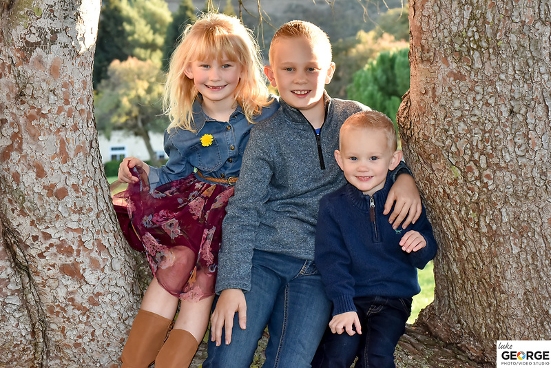 Benicia Fall Family Portrait Session