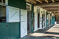 Horse barn and stable, Delaware, USA