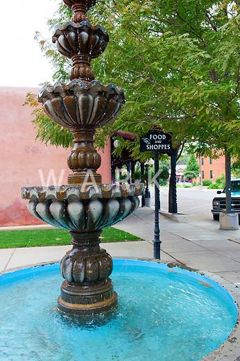 Shopping district, Union Ave Historic District, Pueblo, CO