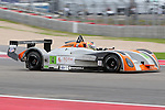 Franco De Leonardis (4), 8Star Motorsports driver in action during the ALMS/WEC practice sessions at the Circuit of the Americas race track in Austin,Texas.