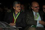 MASSIMO D'ALEMA E NICOLA LA TORRE<br /> ASSEMBLEA NAZIONALE PARTITO DEMOCRATICO<br /> FIERA DI ROMA - 2009