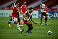 10th February 2021; Beira-Rio Stadium, Porto Alegre, Brazil; Brazilian Serie A, Internacional versus Sport Recife; Yuri Alberto of Internacional runs into Adryelson of Sport Recife