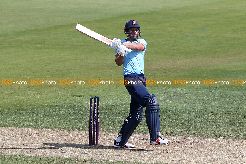 Sir Alastair Cook of Essex in batting action during Hampshire Hawks vs Essex Eagles, Royal London One-Day Cup Cricket at The Ageas Bowl on 22nd July 2021