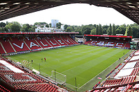General view of Charlton Athletic FC during Charlton Athletic vs Wigan Athletic, Sky Bet EFL Championship Football at The Valley on 18th July 2020