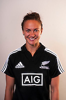 Lesley Ketu. New Zealand Black Ferns headshots at The Rugby Institute, Palmerston North, New Zealand on Thursday, 28 May 2015. Photo: Dave Lintott / lintottphoto.co.nz