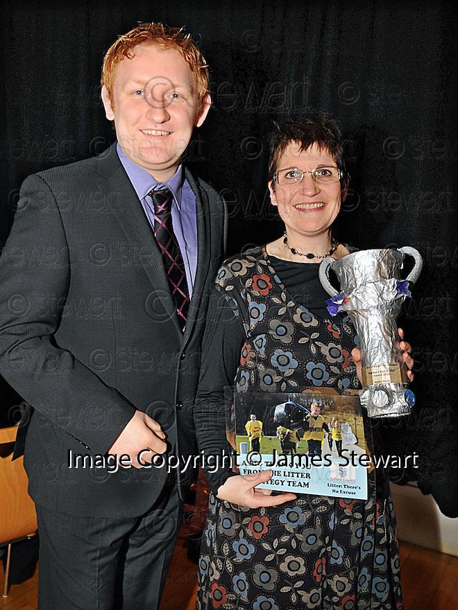 14/12/2010  Copyright  Pic : Lisa Ferguson / JSP.029_christmas_seminar_2010  .::  FALKIRK COUNCIL ::  LITTER STRATEGY :: CHRISTMAS SEMINAR 2010  ::  BUSIEST LITTER BUSTER :: HELEN BANG ::.