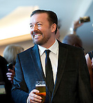 BANFF, AB, CANADA - JUNE 15:  Actor Ricky Gervais walks to the red carpet before the 2010 Banff World Television awards on June 15, 2010 at the Banff Springs Hotel in Banff, Alberta, Canada. Photo by Jimmy Jeong *** Local Caption *** Ricky Gervais