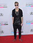 Justin Bieber at The 2012 American Music  Awards held at Nokia Theatre L.A. Live in Los Angeles, California on November 18,2012                                                                   Copyright 2012  DVS / Hollywood Press Agency