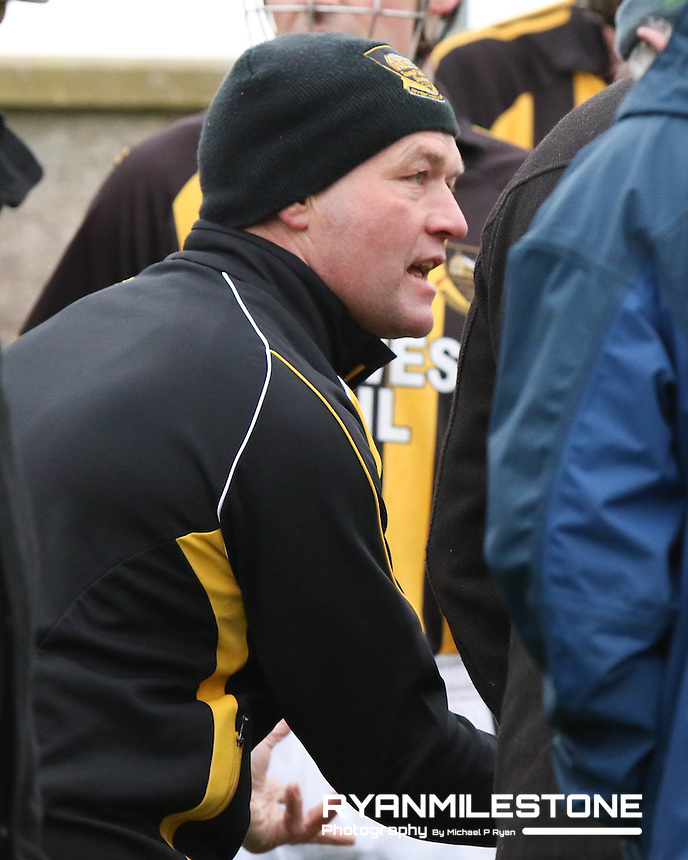Junior B Munster Hurling Final, Whitechurch (Cork) Upperchurch/Drombane (Tipperary), Sunday 12th February 2017, Pairc Naomh Ide, Raheenagh, Co Limerick, Copyright: Ryan Milestone Photography.