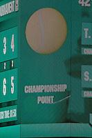 Februari 15, 2015, Netherlands, Rotterdam, Ahoy, ABN AMRO World Tennis Tournament, Tomas Berdych (CZE) - Stan Wawrinka (SUI) Final point<br /> Photo: Tennisimages/Henk Koster
