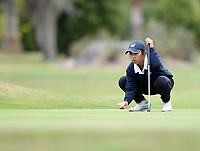 Carmen Lim, Auckland, 2019 New Zealand Women's Interprovincials, Maraenui Golf Club, Napier, Hawke's Bay, New Zealand, Tuesday 03rd December, 2019. Photo: Sarah Lord/www.bwmedia.co.nz