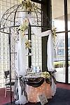 """Sweet Dreams Wedding Cakes & Flowers"", Oakhurst CA | Vendor booth at ""Premier Bride Showcase"" Bridal Show, Fresno CA | 1.8.12 | Photos by Joelle Leder Photography Studio ©"