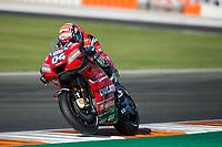 ANDREA DOVIZIOSO - ITALIAN - DUCATI TEAM - DUCATI<br /> Valencia 16/11/2019 <br /> Moto Gp Spain <br /> Foto Vincent Guignet / Panoramic / Insidefoto