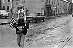 Belfast, Northern Ireland. 1970<br />
