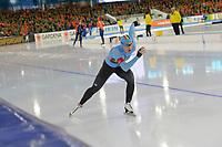 SPEEDSKATING: HEERENVEEN: 11-01-2020, IJsstadion Thialf, European Championship distances, 500m Ladies, Stien Vanhoutte (BEL), ©foto Martin de Jong