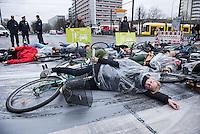 2015/12/02 Berlin | Verkehr | VCD | Fahrrad-Flashmob
