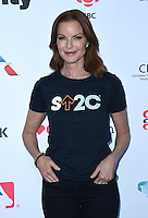Marcia Cross @ the Stand Up To Cancer 2016 held @ the Walt Disney Concert Hall. September 9, 2016