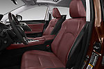 Front seat view of 2016 Lexus RX Privilege Line 5 Door Suv Front Seat  car photos