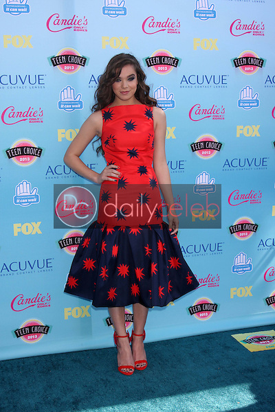 Hailee Steinfeld<br />