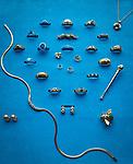 Niederlande, Nordholland, Amsterdam: Diamantenschmuck | Netherlands, North Holland, Amsterdam: Diamond jewellery