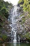 Malaysia, Pulau Langkawi, near Kuah: Temurun waterfall on NE of island | Malaysia, Pulau Langkawi, bei Kuah: der Temurun Wasserfall