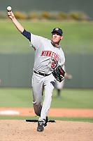 Steve Hirschfeld - Mesa Solar Sox, 2009 Arizona Fall League.Photo by:  Bill Mitchell/Four Seam Images..
