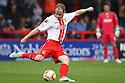 David Gray of Stevenage<br />  - Stevenage v Carlisle Untied - Sky Bet League 1 - Lamex Stadium, Stevenage - 21st September, 2013<br />  © Kevin Coleman 2013
