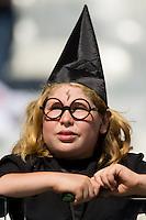 A dejected Harry Potter England fan