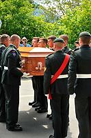 2009 07 OBT - SOLDAT - Funérailles a Beloeil