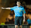 26/01/2011   Copyright  Pic : James Stewart.sct_jsp034_st_mirren_v_dundee_utd  .:: REFEREE CRAIG THOMSON ::.James Stewart Photography 19 Carronlea Drive, Falkirk. FK2 8DN      Vat Reg No. 607 6932 25.Telephone      : +44 (0)1324 570291 .Mobile              : +44 (0)7721 416997.E-mail  :  jim@jspa.co.uk.If you require further information then contact Jim Stewart on any of the numbers above.........