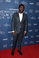 Abubakar Salim<br /> arriving for the Newport Beach Film Festival UK Honours 2020, London.<br /> <br /> ©Ash Knotek  D3551 29/01/2020