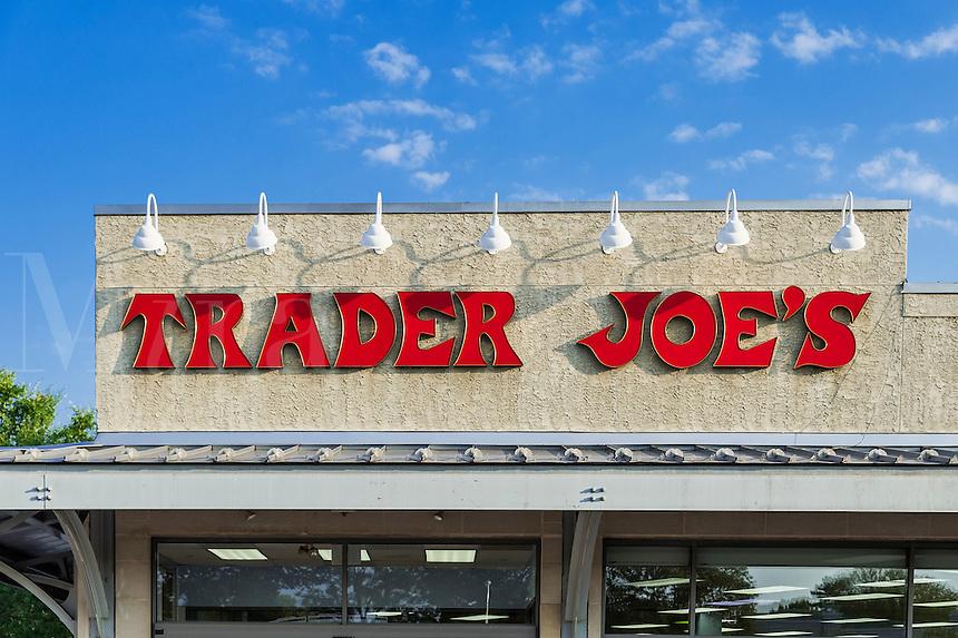 Trader Joe's store exterior, Ardmore, Pennsylvania, USA