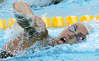 Italy's Alessia Filippi swims during the Women's 800m Freestyle final at the Swimming World Championships in Rome, 1 August 2009. Alessia Filippi won the bronze medal..UPDATE IMAGES PRESS/Riccardo De Luca