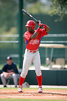 August 12, 2008: Zachery Collier of the GCL Phillies.  Photo by: Chris Proctor/Four Seam Images