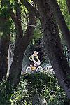 Jake Stowe. Mammoth Adventure MTB Ride, Nelson<br /> Photo: Marc Palmano/shuttersport.co.nz