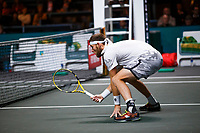 Rotterdam, The Netherlands, 11 Februari 2020, ABNAMRO World Tennis Tournament, Ahoy, <br /> John Peers (AUS).<br /> Photo: www.tennisimages.com