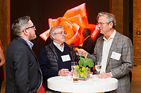 SAN FRANCISCO, CA - October 16 - Scott Armstrong, Jim Armstrong and Greg Cosko attend Kilroy Realty / US Olympic Sailing Cocktail Reception 2019 on October 16th 2019 at Kilroy Innovation Center in San Francisco, CA (Photo - Andrew Caulfield for Drew Altizer Photography)