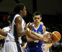 110519 NBL Basketball - Wellington Saints v Nelson Giants