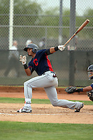 Erik Gonzalez - Cleveland Indians 2016 spring training (Bill Mitchell)