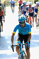 16th September 2020; Grenoble, France; Tour De France 2020, Grenoble to Meribel, stage 17; Gorka Izaguirre Insausti Spain Astana Pro Team