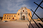 Santuario de la Santisima Vera Cruz. Exterior. Caravaca de la Cruz. Murcia.