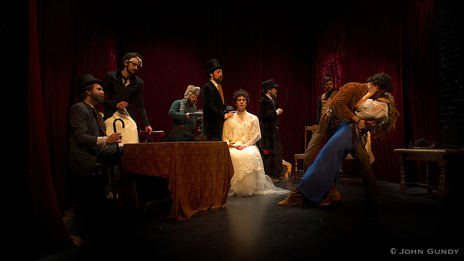 Shrew Red One Theatre Co.