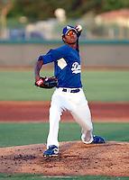Marlon Arias - AZL Dodgers - 2009 Arizona League.Photo by:  Bill Mitchell/Four Seam Images..