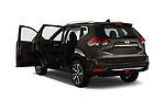 Car images of 2018 Nissan X-Trail Tekna 5 Door SUV Doors