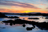 SC - ISLAND OF MULL<br /> Beautiful sunrise at Fionnphort<br /> <br /> Full size: 69,2 MB