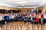 Customers, Friends and Staff present & past gathered in The Manor Inn Killorglin on Saturday night to to join current management Mike, Kathleen & Amy O'Shea and owners Mike & Margaret O'Shea who travelled from London to celebrate 40 years of The Manor Inn being in the ownership of the O'Shea Family.